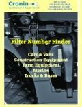 Cronin Commercial Filter Finder